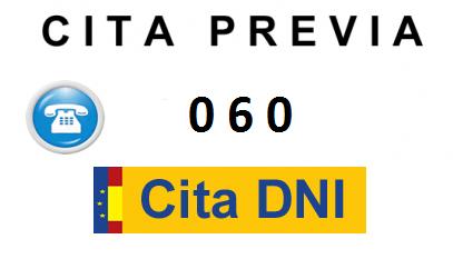 Cita previa dni por tel fono - Cita previa ministerio del interior ...