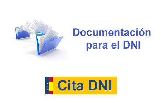 documentacion dni